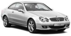 Цена Mercedes-Benz CLK-класс 2001 года в Тюмени