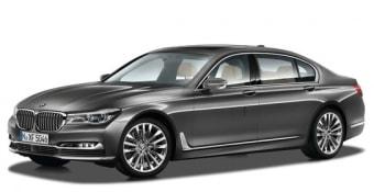 Цена BMW 7 2009 года в Москве