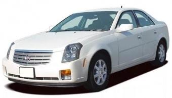 Цена Cadillac BLS 2007 года в Москве