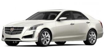Цена Cadillac CTS 2013 года в Москве
