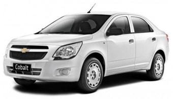 Цена Chevrolet Cobalt 2011 года в Москве