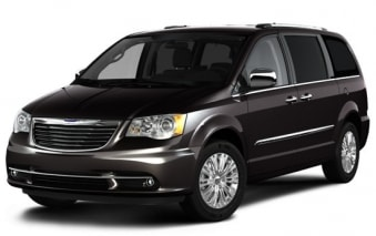 Отзывы Chrysler Grand Voyager