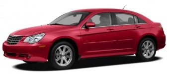 Цена Chrysler Sebring 2001 года в Санкт-Петербурге