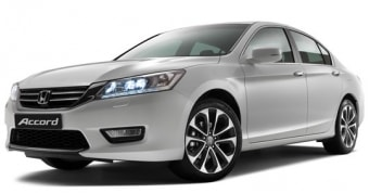 Цена Honda Accord 2002 года в Санкт-Петербурге