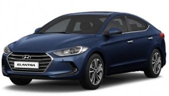 Цена Hyundai Elantra 2017 года в Москве
