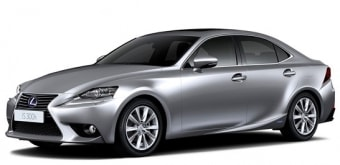 Цена Lexus IS 2012 года в Тюмени