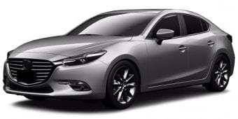 Цена Mazda 3 2015 года в Москве