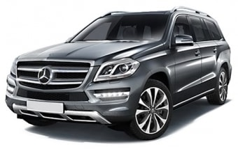 Цена Mercedes-Benz GL-класс