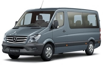 Цена Mercedes-Benz Sprinter