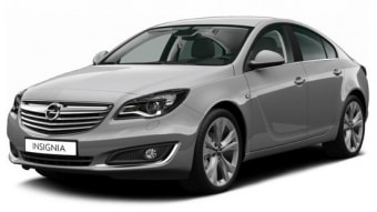 Цена Opel Insignia 2014 года в Москве