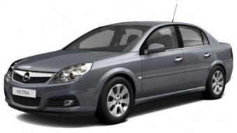 Цена Opel Vectra 2008 года в Москве