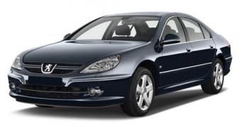 Цена Peugeot 607 2007 года в Москве