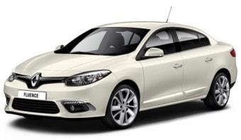 Цена Renault Fluence 2012 года в Москве