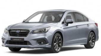 Цена Subaru Legacy 2012 года в Москве