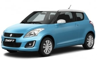 Цена Suzuki Swift 2001 года в Перми
