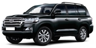 Цена Toyota Land Cruiser 2014 года в Самаре