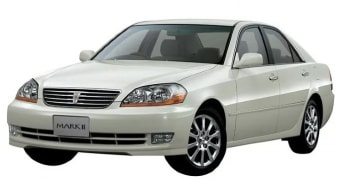 Цена Toyota Mark II 2004 года в Перми