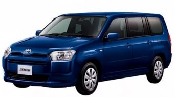 Цена Toyota Succeed 2009 года в Хабаровске