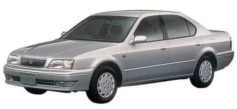 Цена Toyota Vista 2002 года в Москве