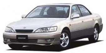 Цена Toyota Windom 2004 года в Москве