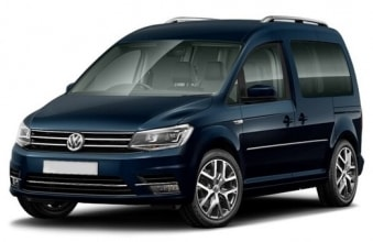 Цена Volkswagen Caddy
