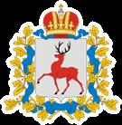 Герб в Нижнем Новгороде