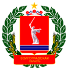 Герб в Волгограде