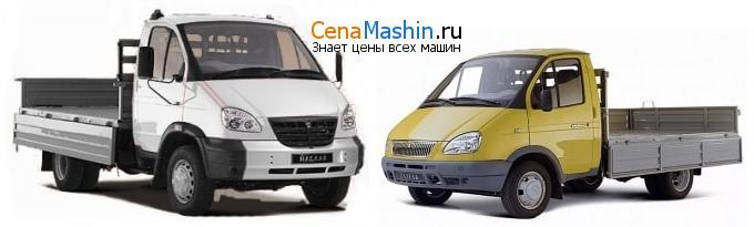 Сравнение ГАЗ 3310 Валдай и ГАЗ 3302 Газель