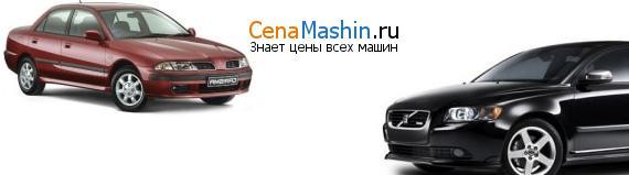 Сравнение Мицубиси Каризма и Volvo S40