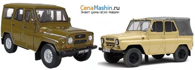 Сравнение УАЗ 31514 и УАЗ 31512